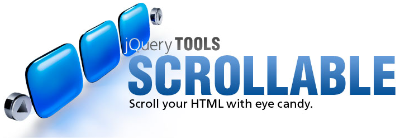 jQuery Tools - Scrollable