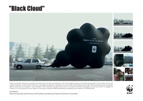 WWF: Black cloud